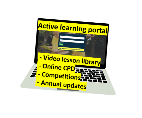 active learning portal product